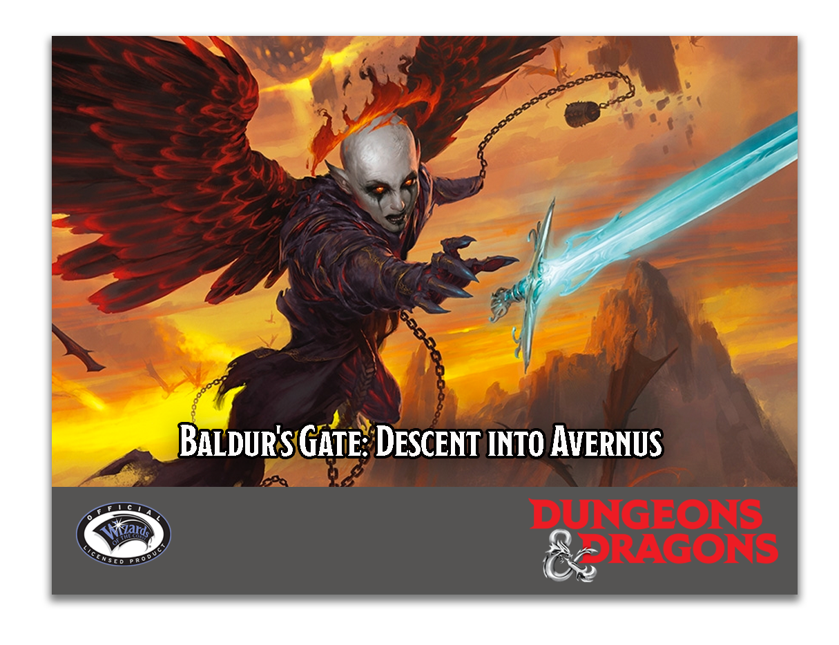 Dungeons & Dragons sounds to the max: Baldur's Gate: Descent into Avernus SoundPacks